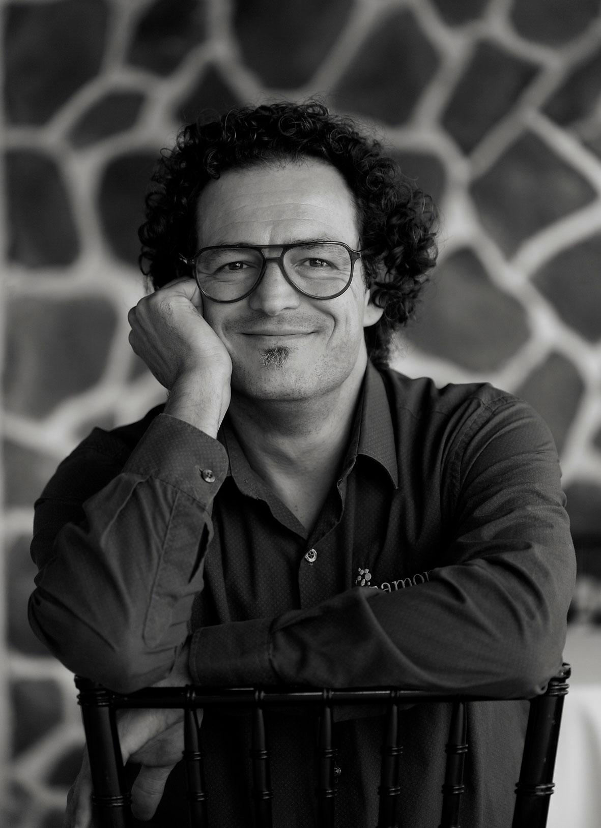 Carlos Gamonal © Jordi Verdés Padrón